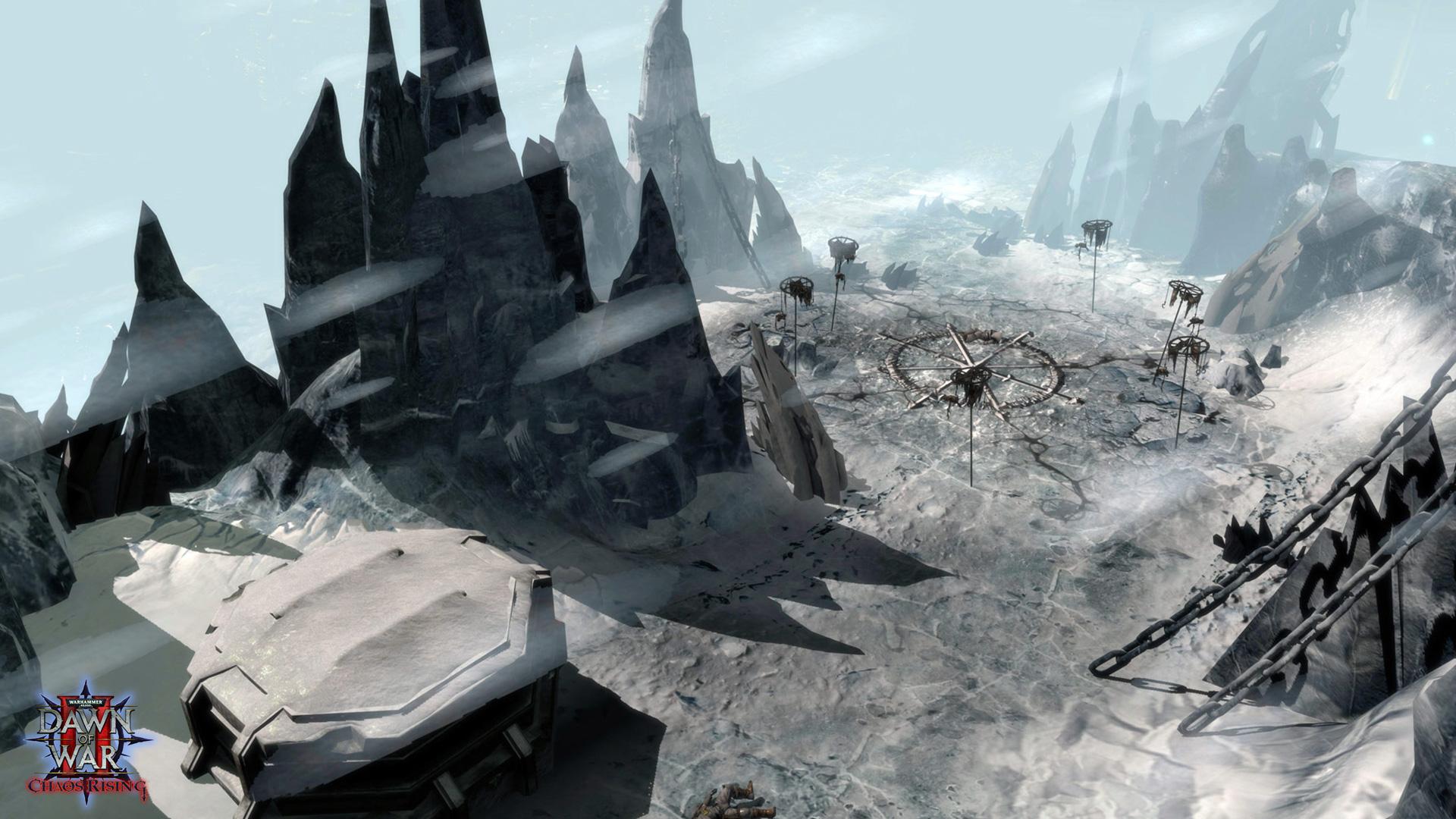 Warhammer 40,000: Dawn of War II Chaos Rising [Steam-Rip] [2010|Rus|Eng|Multi9]