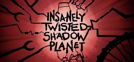 Insanely Twisted Shadow Planet cover art