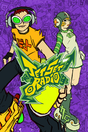 Jet Set Radio poster image on Steam Backlog