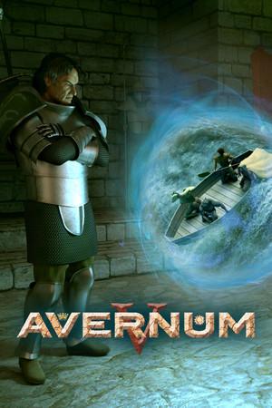 Avernum 5 poster image on Steam Backlog