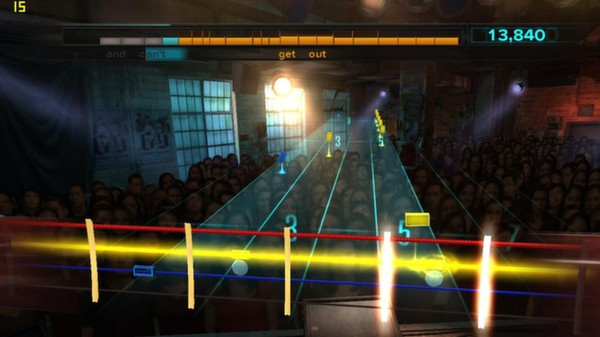 Rocksmith - Radiohead - Bodysnatchers (DLC)