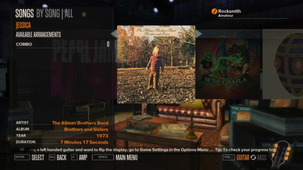 Rocksmith - The Allman Brothers Band - Jessica (DLC)