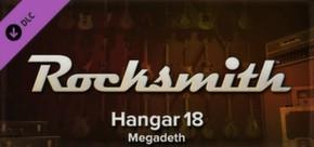 Rocksmith - Megadeth - Hangar 18