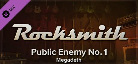 Купить Rocksmith - Megadeth - Public Enemy No. 1 (DLC)