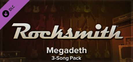 Купить Rocksmith - Megadeth 3-Song Pack (DLC)