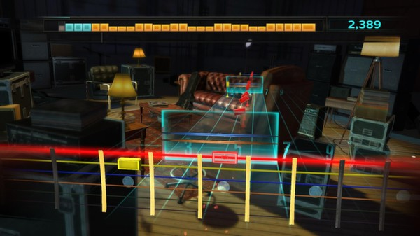 Rocksmith - The Black Keys - Gold on the Ceiling (DLC)