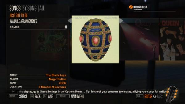 Rocksmith - The Black Keys 3-Song Pack (DLC)