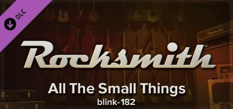 Купить Rocksmith - blink-182 - All The Small Things (DLC)