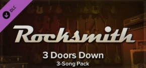 Rocksmith - 3 Doors Down - 3-Song Pack