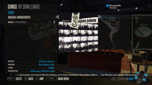 Rocksmith - 3 Doors Down - 3-Song Pack (DLC)