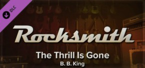 Rocksmith - B. B. King - The Thrill Is Gone