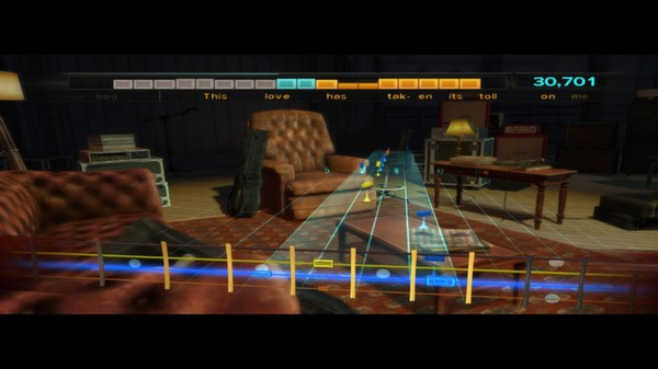 Rocksmith - Maroon 5 - This Love (DLC)