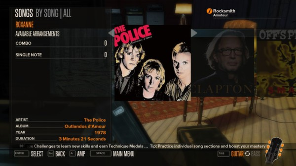 Rocksmith - The Police 3-Song Pack (DLC)