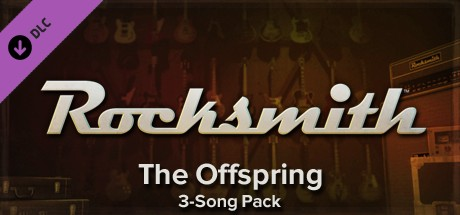 Купить Rocksmith - The Offspring 3-Song Pack (DLC)
