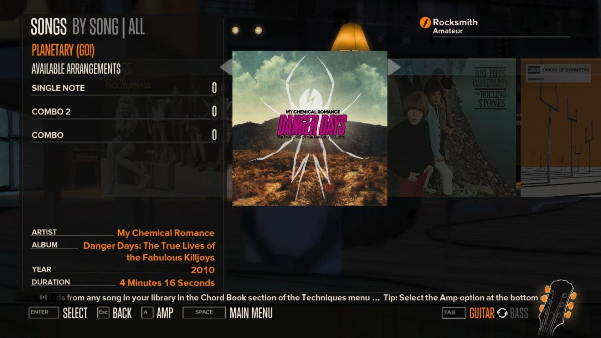 Romance of fabulous Steam 44