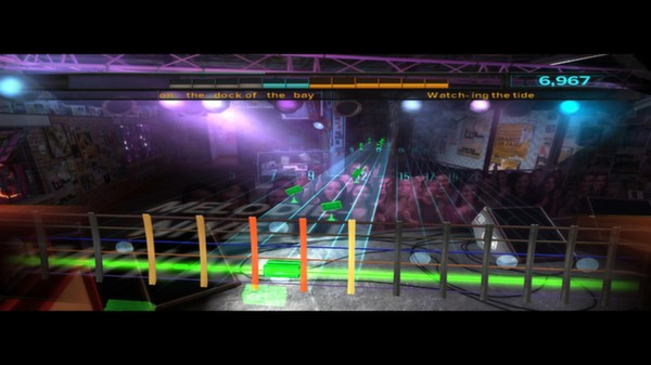 Rocksmith - Otis Redding - (Sittin' On) The Dock of the Bay (DLC)