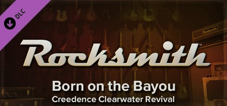 Купить Rocksmith - Creedence Clearwater Revival - Born on the Bayou (DLC)