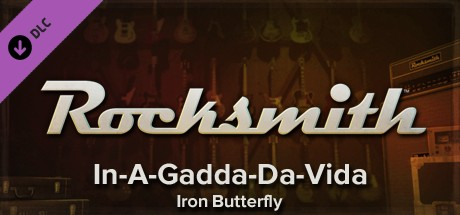 Купить Rocksmith - Iron Butterly - In-A-Gadda-Da-Vida (DLC)