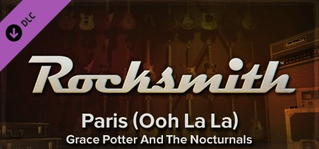 Купить Rocksmith - Grace Potter and the Nocturnals - Paris (Ooh La La) (DLC)