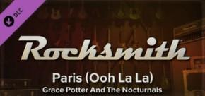 Rocksmith - Grace Potter and the Nocturnals - Paris (Ooh La La)