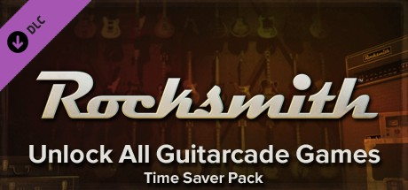 Купить Rocksmith - Guitarcade - Time Saver Pack (DLC)