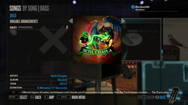 Rocksmith - Hidden Songs - Time Saver Pack (DLC)