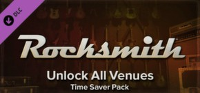 Rocksmith - Venues - Time Saver Pack