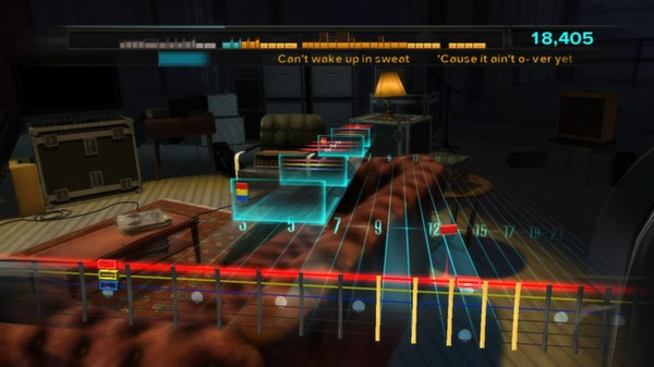 Rocksmith - Avenged Sevenfold - Nightmare (DLC)