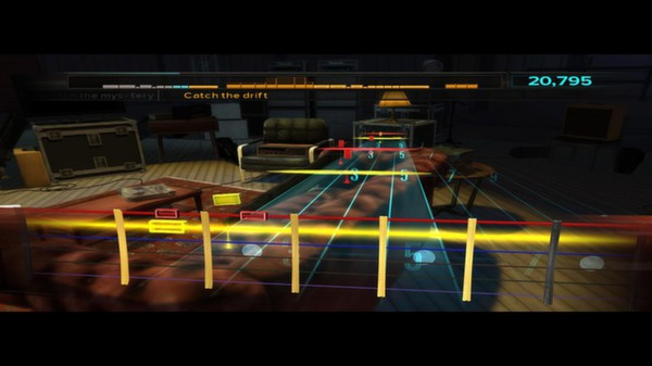Rocksmith - Rush - Tom Sawyer (DLC)