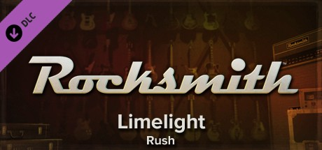 Купить Rocksmith - Rush - Limelight (DLC)