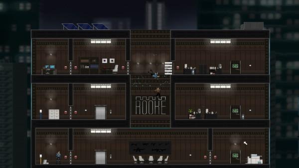 Screenshot of Gunpoint