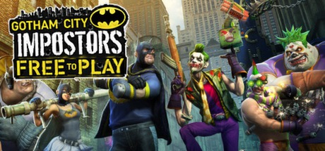 Купить Gotham City Impostors Free to Play