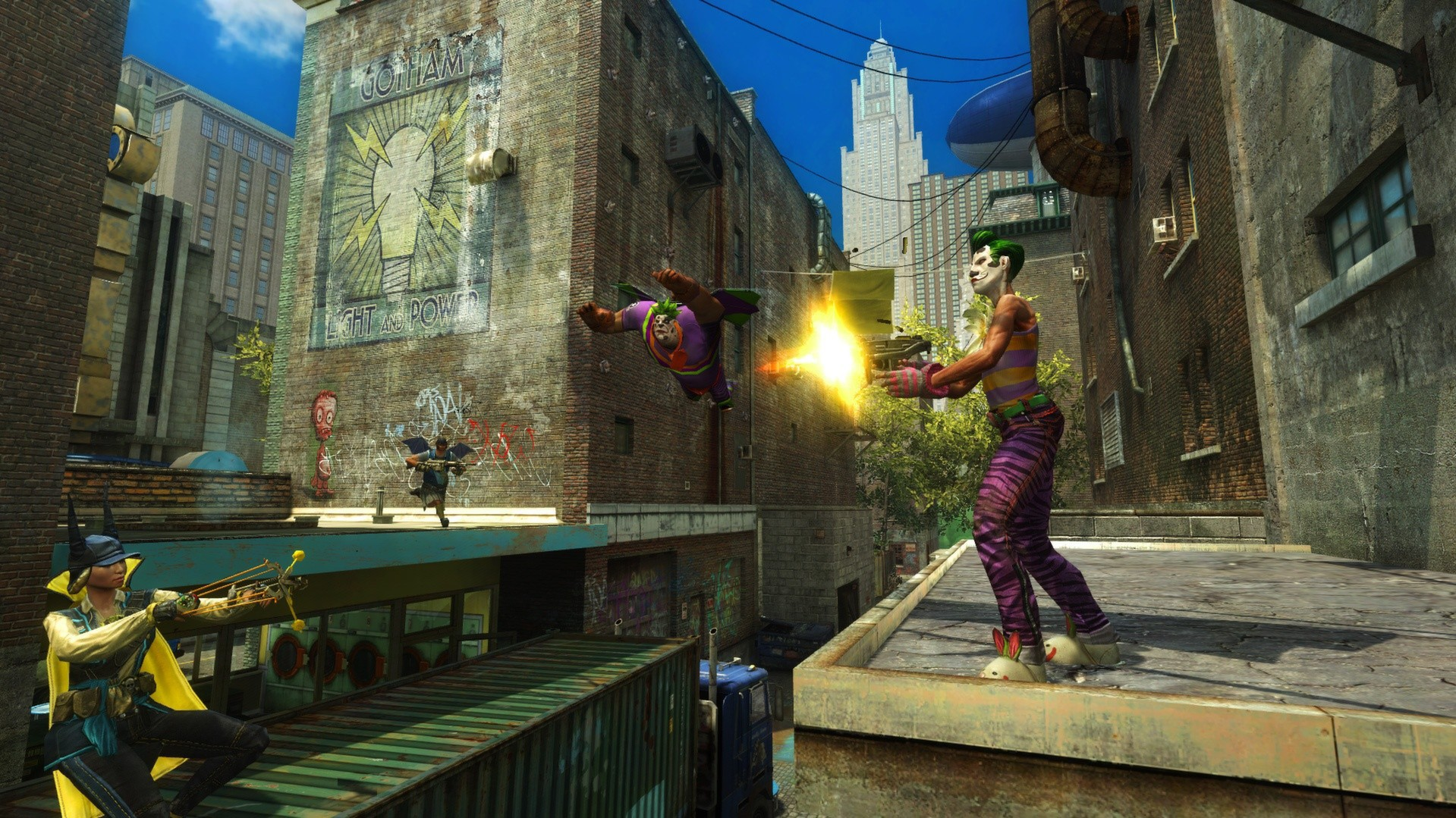 Gotham City Impostors Free To Play On Steam