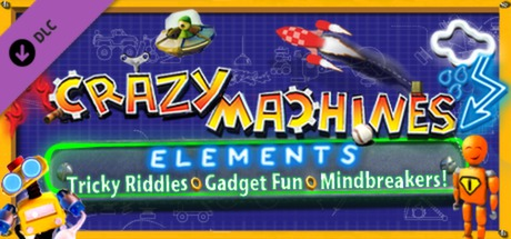 Купить Crazy Machines Elements DLC - Gadget Fun & Tricky Riddles