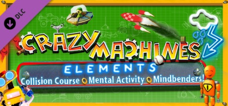 Купить Crazy Machines Elements DLC - Collision Course & Mental Activity