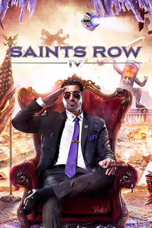 Saints Row IV poster image on Steam Backlog