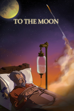 To the Moon poster image on Steam Backlog