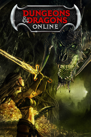 Dungeons & Dragons Online poster image on Steam Backlog