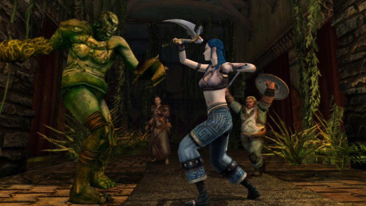 Dungeons & Dragons Online® on Steam