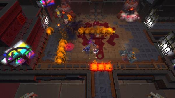 Spiral Knights: Operation Crimson Hammer (DLC)