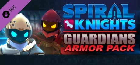 Spiral Knights: Guardians Armor Pack