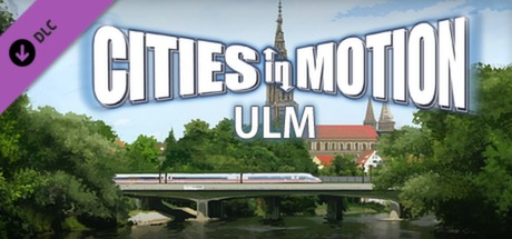 Купить Cities in Motion: Ulm (DLC)