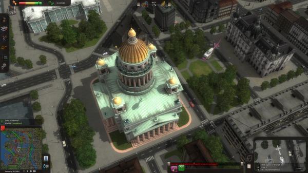Cities in Motion: St. Petersburg (DLC)