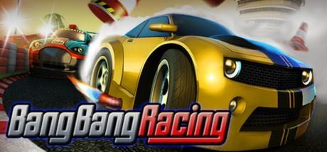 Game Banner Bang Bang Racing
