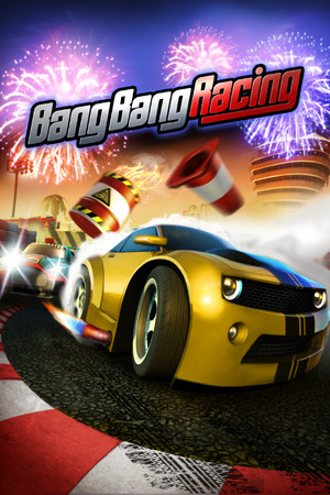 Bang Bang Racing poster image on Steam Backlog