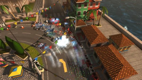 скриншот Bang Bang Racing 5