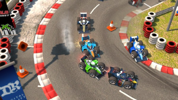 скриншот Bang Bang Racing 1