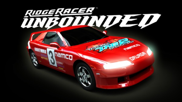 Ridge Racer™ Unbounded - Ridge Racer™ 1 Machine and the Hearse Pack (DLC)