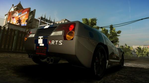 Ridge Racer™ Unbounded - Ridge Racer™ Type 4 Machine and  El Mariachi Pack (DLC)