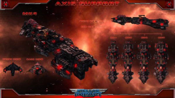 Stellar Impact - Support Ship DLC